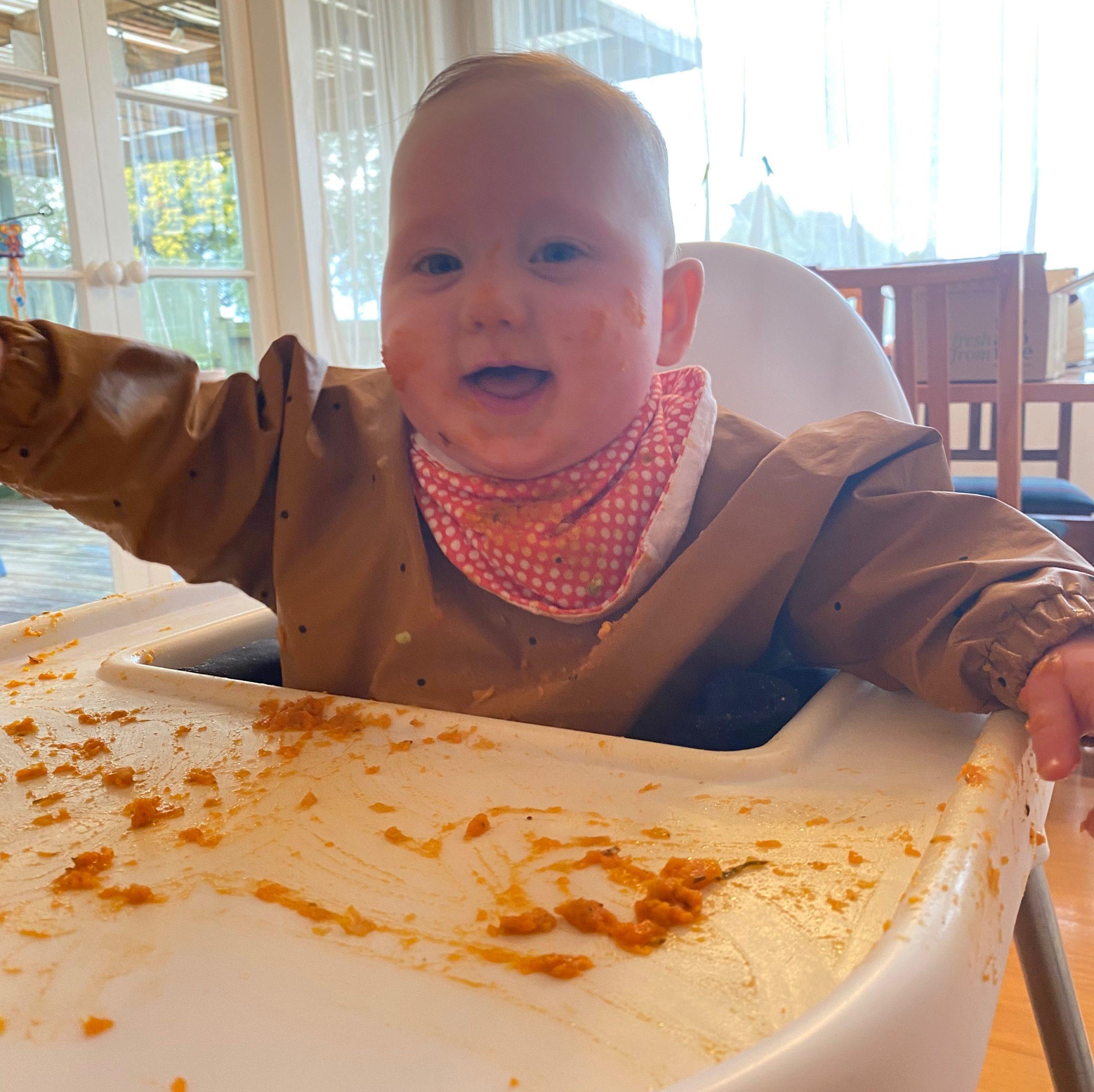 Harriet P, 9 months, Auckland