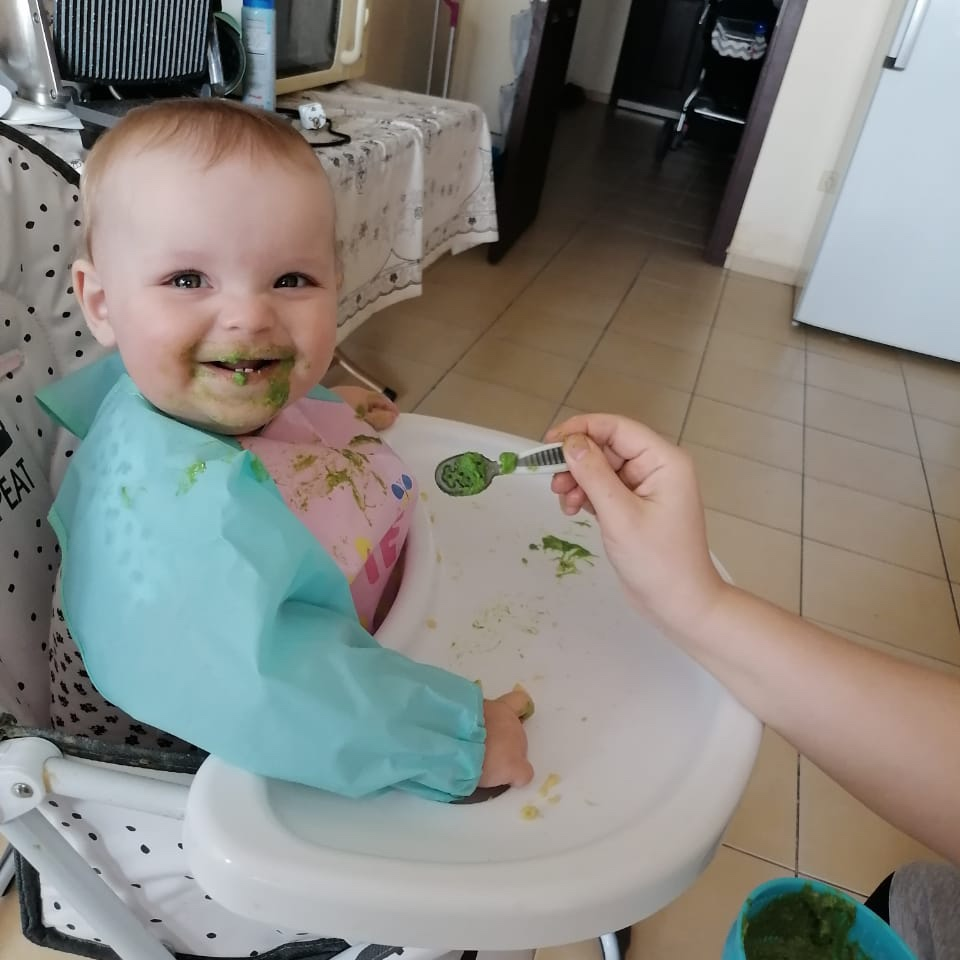 Nora C, 9 Months, Waikato