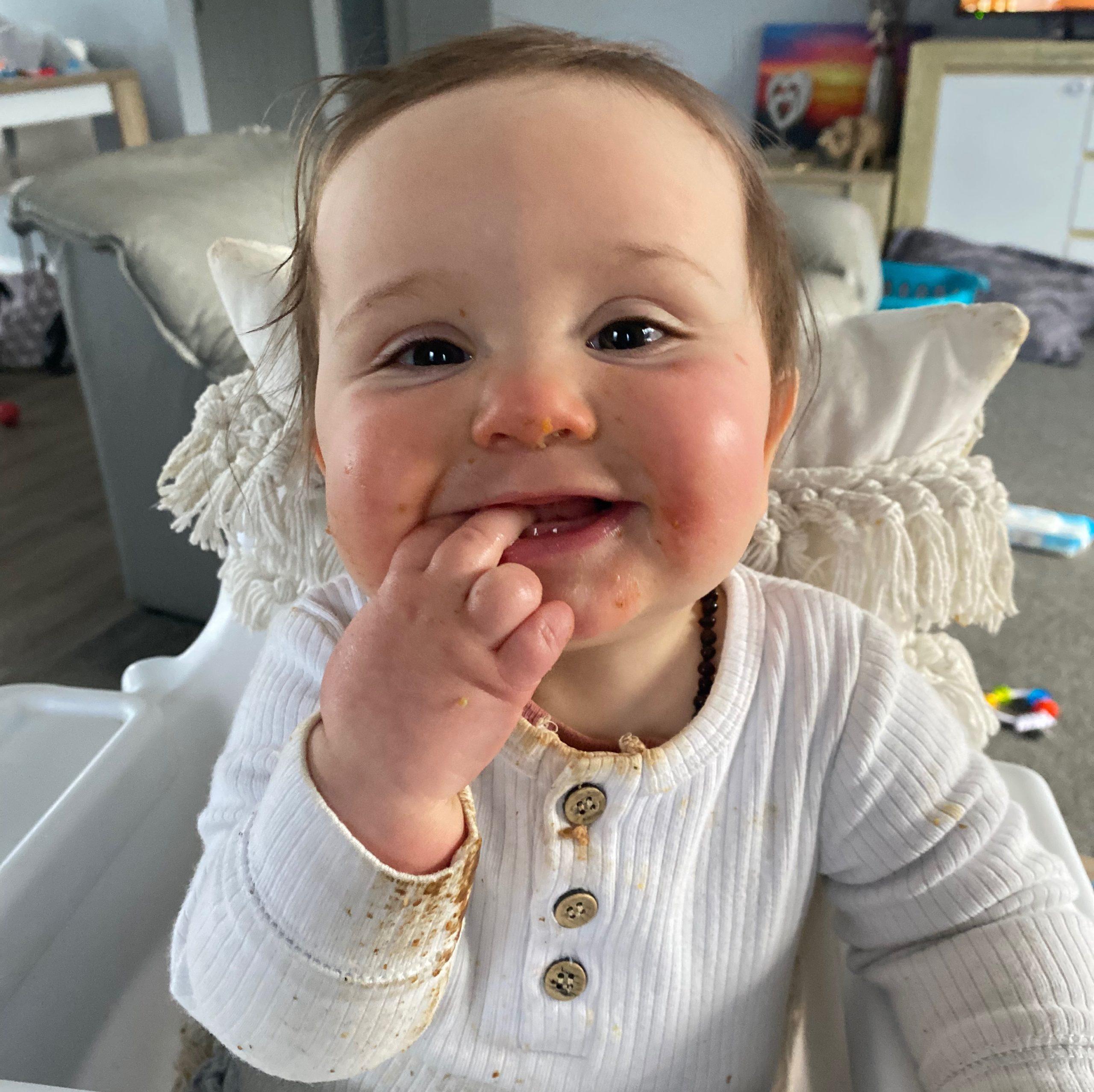 Ella B, 9 Months, Wellington